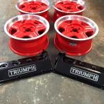Triumph CNC renovatie
