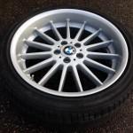 BMW Zilver