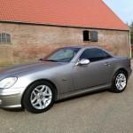 Mercedes zilver