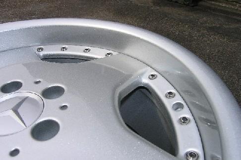 AMG zilver