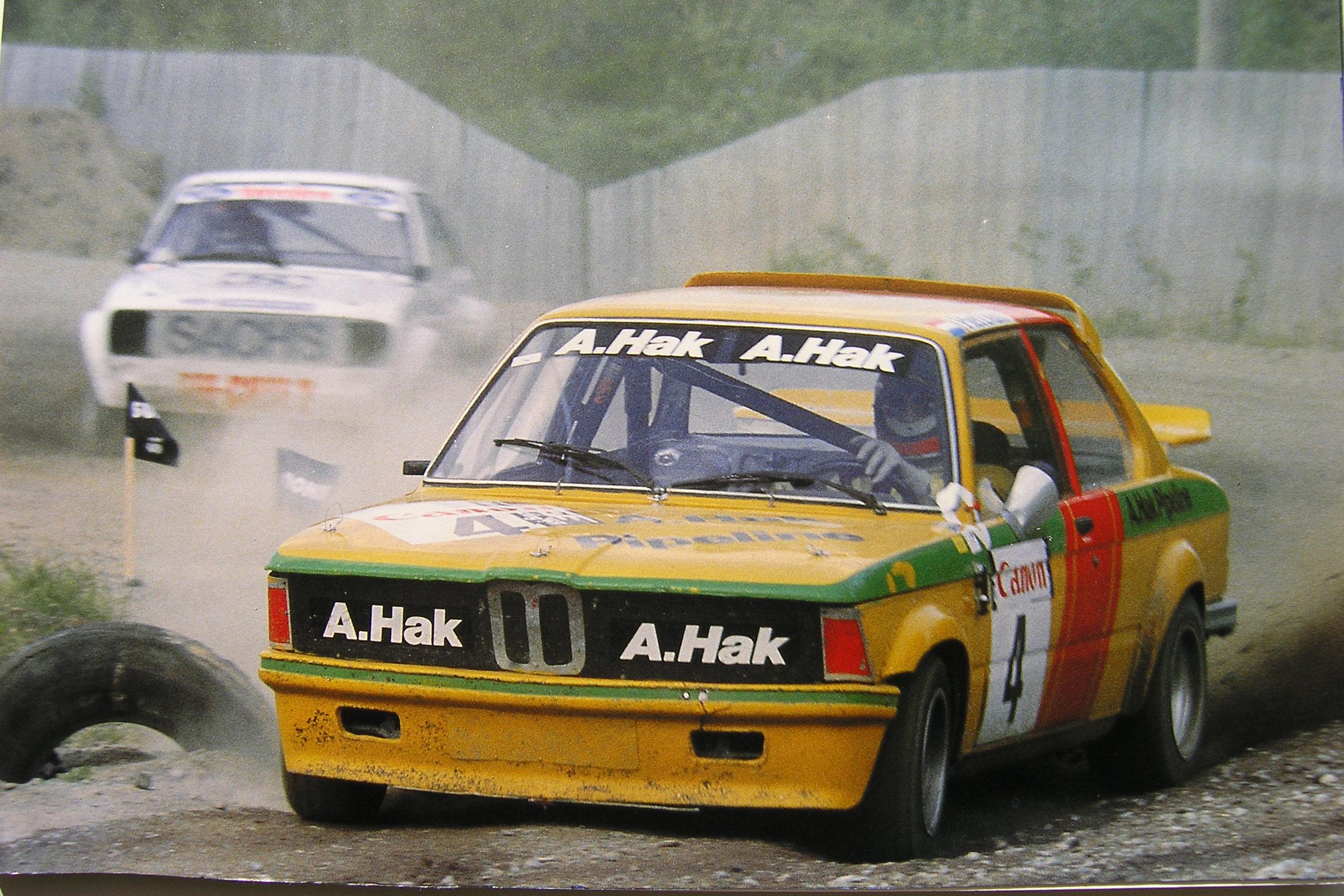 1982 A-Hak Rallycross
