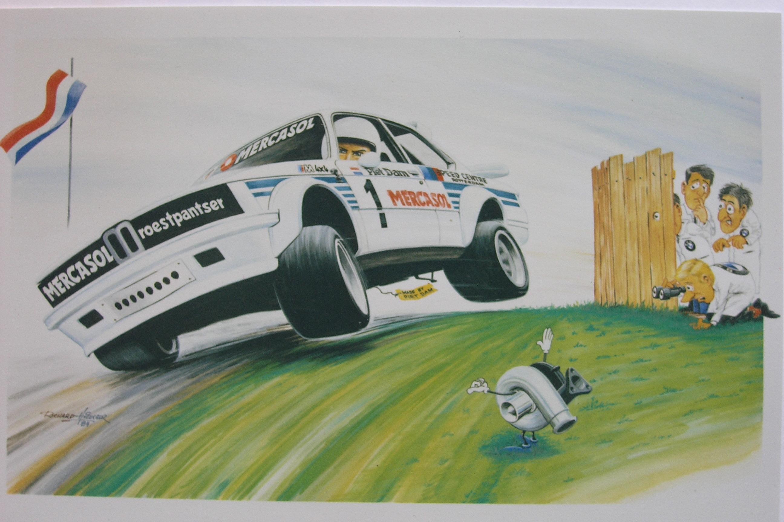 1985 BMW 4X4
