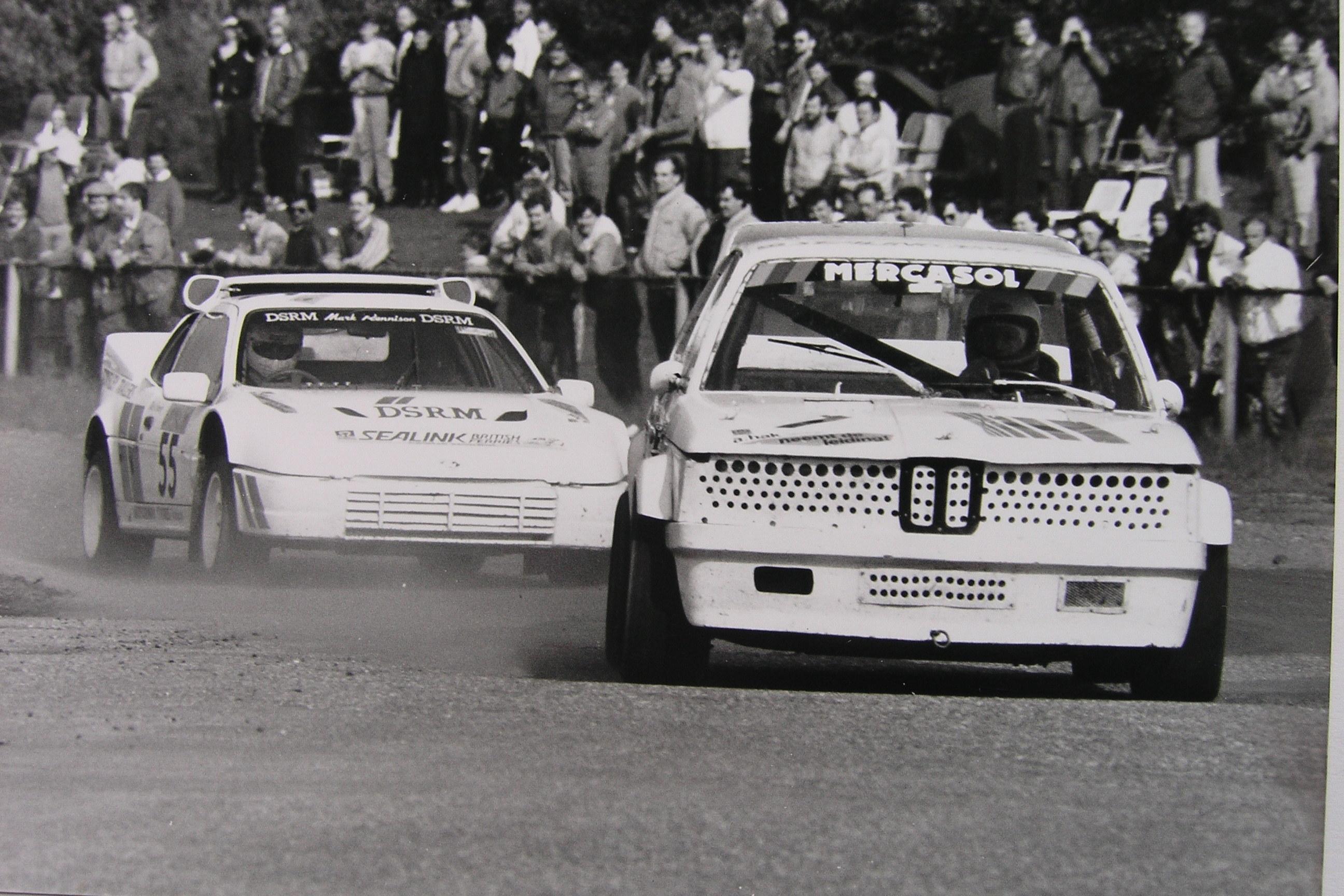1986 BMW 4X4 Turbo