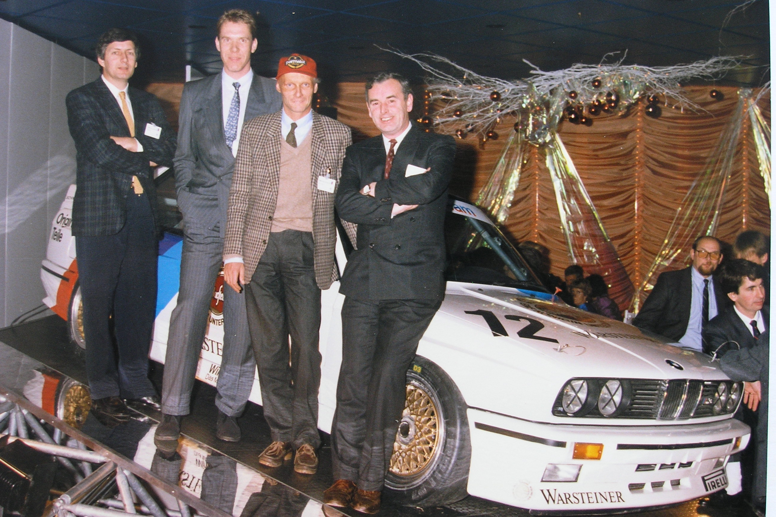 1985 BMW Motorsport Bokaal