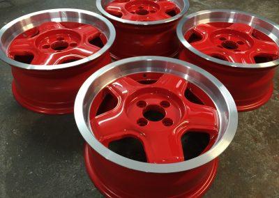 Custom made CNC